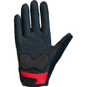 Roeckl Molteno Guanti, black/red